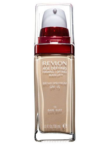 """<p>Shopping for new face products without knowing if they'll work or not is tricky. Check out these must-have items (tested and approved by WD readers) to know what to buy before you stock up.</p> <p><strong>Revlon Age Defying Lifting + Firming Makeup</strong> ($14.99; <a href=""""http://www.amazon.com/Revlon-Defying-Firming-Lifting-Makeup/dp/B00IPBOEH6/ref=sr_1_3?ie=UTF8&qid=1399472854&sr=8-3&keywords=Revlon+Age+Defying+Lifting"""" target=""""_blank"""">Amazon.com</a>) provides medium coverage and also tightens skin.</p> <p>Reader Results</p> <p>""""I only needed a small amount of the foundation to disguise my red spots and pores, which means this bottle will really last.""""</p> <p>Layna Korcal, Perry, MI</p>"""