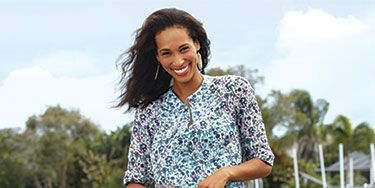 """<p>WD's Bargain huntress and style editor brings you her favorite deals and discoveries. <em></em></p> <p><em>Sofia by Sofia Vergara Zip-Embellished Bermuda Shorts, $19.98; </em><a href=""""Kmart.com"""" target=""""_blank""""><em>Kmart.com</em></a></p>"""