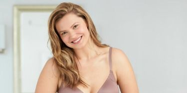 """<p>Let the confetti fly! You no longer have to wear bras that pinch your skin, leave marks, bag, sag or otherwise don't give you the support you deserve. Start 2015 off right with a bra that's built for your body <em>and</em> budget!</p> <p><strong>DID YOU KNOW?</strong></p> <p>Nearly 80% of women wear the wrong size bra. Get fit by a pro or do it yourself annually (sooner if you've gained or lost over 5 pounds). </p> <p>Maidenform Natural Boost Demi Bra, $38; <a href=""""http://www.hanes.com/onehanesplace/bra/shop-by-brand/maidenform-bra/maidenform-demi-bra-m09428?cm_vc=OnsiteSearch&csSearchTerm=maidenform%20natural%20boost%20demi%20bra"""" target=""""_blank"""">Maidenform.com</a> (34A to 38DD)</p>"""