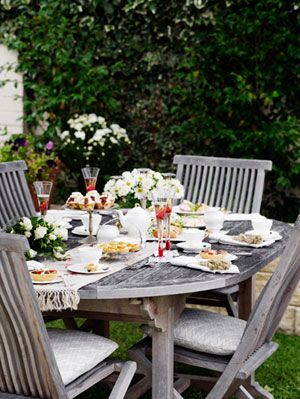 <p>Spring is right around the corner. Welcome the warmer weather by gathering friends for a fun garden-themed party. Read on and click through for planning pointers and creative decor ideas that promise the most festive of fetes.</p> <p><strong><strong>The Party Plan</strong></strong></p> <p>Ask guests to bring a few packets of their favorite plant seed to share with the group. (Tell them that each packet will be split between two people. Confirm the final head count with guests a few days before the gathering.) At the party, exchange the seeds and your best dirt: gardening advice and the most successful plants—or ones to avoid.</p>