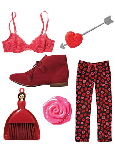 <p>Sure, you may be shopping for your Valentine, but don't you deserve something lovely, too? These pretty pink-and-red fashion, beauty and home finds are all under $20, so you can spoil yourself—without the guilt.</p>