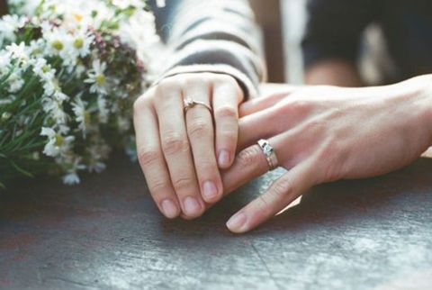 Finger, Jewellery, Skin, Hand, Photograph, Nail, Petal, Ring, Engagement ring, Wrist,