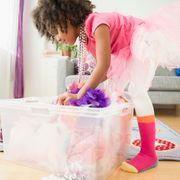 Pink, Floor, Flooring, Magenta, Purple, Dress, Sock, Jheri curl, Plastic, Curtain,