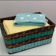 Blue, Green, Brown, Textile, Teal, Turquoise, Aqua, Pattern, Rectangle, Azure,