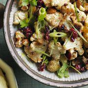 vegetarian thanksgivingRoasted Cauliflower Salad