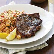 Lemon-Lamb-Chops-with-Couscous-Pilaf-Recipe