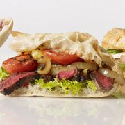 Grilled-Steak-Sandwich-with-Blackened-Onions-Recipe