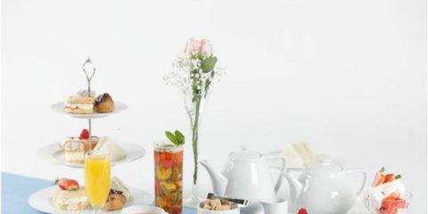 Serveware, Dishware, Cuisine, Food, Tableware, Meal, Dish, Drinkware, Drink, Saucer,