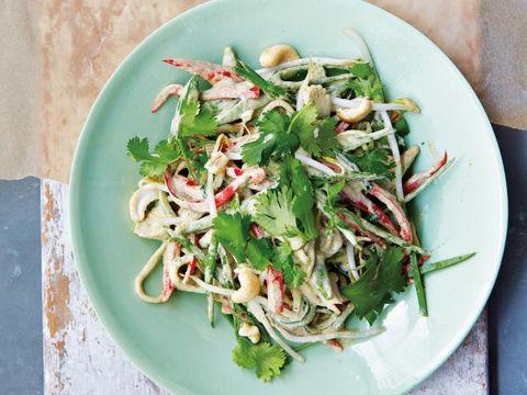 Food, Cuisine, Ingredient, Dishware, Salad, Leaf vegetable, Recipe, Dish, Tableware, Produce,
