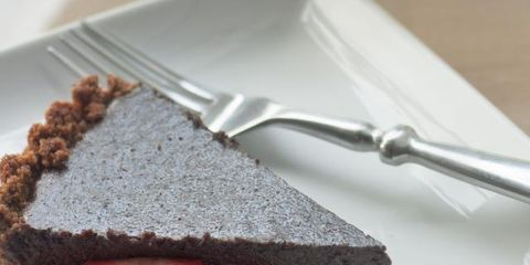 Dish, Food, Cuisine, Flourless chocolate cake, Ingredient, Dessert, Semifreddo, Produce, Baked goods, Frozen dessert,