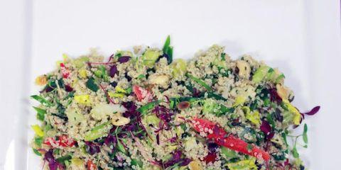 Food, Leaf vegetable, Salad, Cuisine, Ingredient, Vegetable, Dishware, Recipe, Produce, Garnish,