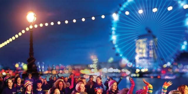 Get Ready to Sparkle at Shine Night Walk