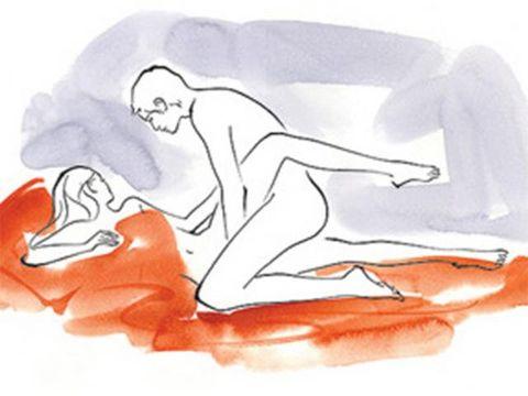 The Best Sex Positions Ever The Pretzel