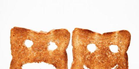 Finger food, Brown, Food, Baked goods, Bread, Gluten, Breakfast, Dish, Meal, Snack,