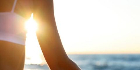 Finger, Human leg, Joint, Toe, People in nature, Summer, Sunlight, Amber, Light, Vacation,