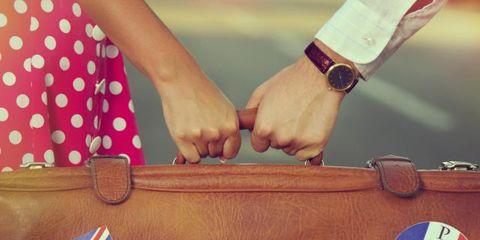 Red, Wrist, Carmine, Fashion, Watch, Beige, Bag, Khaki, Shoulder bag, Polka dot,