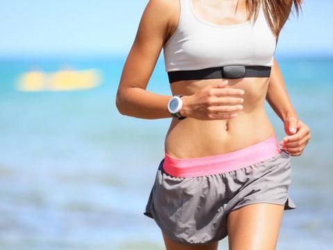 Brassiere, Joint, Waist, Summer, Shorts, Undergarment, People on beach, Active shorts, Stomach, Thigh,