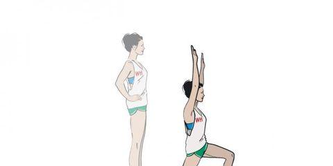 Finger, Shoulder, Elbow, Wrist, Standing, Human leg, Knee, Gesture, Waist, Artwork,