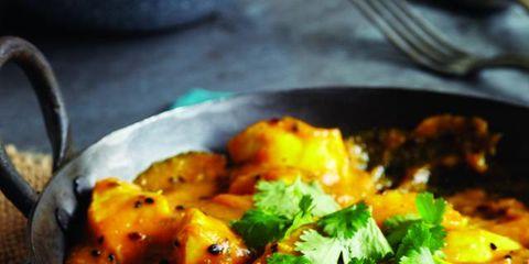 Food, Recipe, Dish, Ingredient, Garnish, Comfort food, Cuisine, Kitchen utensil, Dishware, Meal,