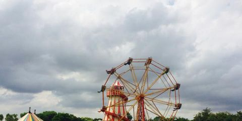 Ferris wheel, People, Fun, Recreation, Tourism, Public space, Crowd, Leisure, Amusement ride, Summer,