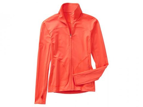 Jacket, Product, Sleeve, Collar, Textile, Outerwear, Red, Orange, Fashion, Carmine,