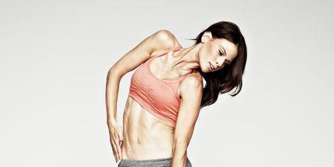 Skin, Human body, Shoulder, Elbow, Joint, Standing, Waist, Human leg, Denim, Chest,