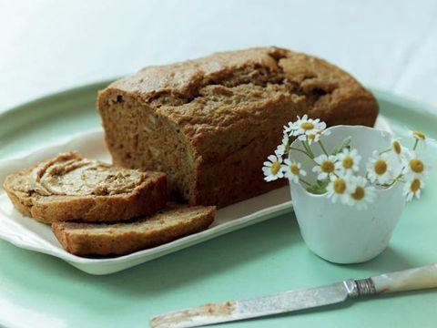 Food, Bread, Cuisine, Dishware, Serveware, Finger food, Baked goods, Dish, Brown bread, Dessert,