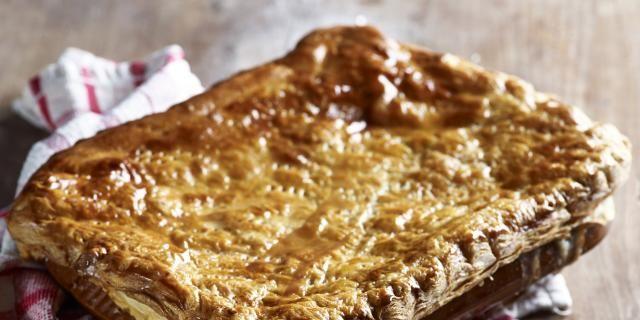 The Great Healthy Bake Off Spelt Puff Pastry Chicken Leek Pie
