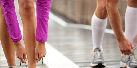 Footwear, Leg, Human leg, Shoe, Magenta, Joint, Purple, Pink, Violet, Lavender,