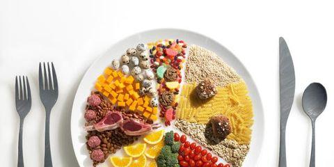 Dishware, Food, Tableware, Cutlery, Kitchen utensil, Fork, Serveware, Ingredient, Grey, Sweetness,