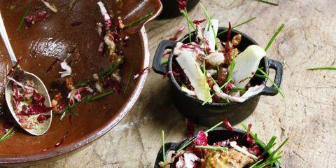 Food, Dish, Cuisine, Recipe, Tableware, Garnish, Dishware, Condiment, Bowl, Salad,