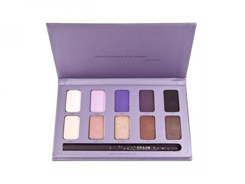Purple, Violet, Lavender, Cosmetics, Beige, Box, Rectangle, Peach, Office supplies, Eye shadow,