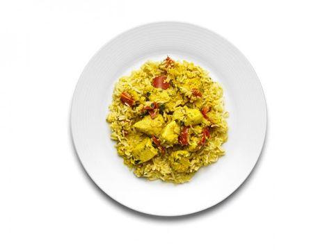 Food, Cuisine, Ingredient, Recipe, Circle, Mixture, Snack, Vegetarian food, Breakfast, Indian cuisine,