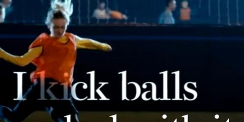 Fun, People, Happy, Ball, Facial expression, Font, Ball, World, Gesture, Photo caption,