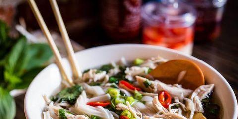 Food, Cuisine, Ingredient, Tableware, Produce, Recipe, Dish, Soup, Bowl, Cooking,