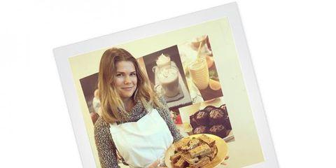 Photograph, Recipe, Cuisine, Baked goods, Dessert, Vintage clothing, Baking, Sweetness, Makeover, Finger food,