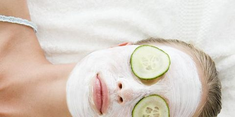 Skin, Fruit, Produce, Food, Elbow, Flowering plant, Vegetable, Cucumber, Chest, Natural foods,