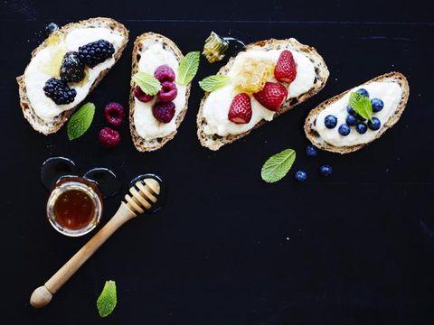 Kitchen utensil, Dish, Finger food, Serveware, Still life photography, Icing, Recipe, Cutlery,