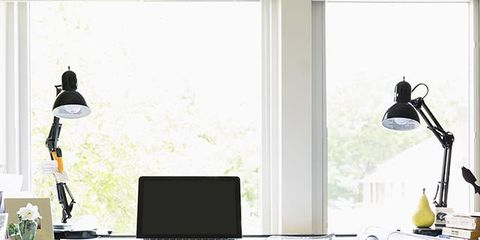 Electronic device, Room, Display device, Table, Technology, Computer monitor accessory, Office equipment, Computer accessory, Laptop part, Flat panel display,