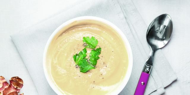 The Soup Cleanse Jerusalem Artichoke Soup