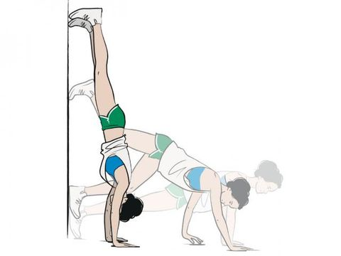 Arm, Joint, Leg, Shoulder, Flip (acrobatic), Physical fitness, Elbow, Balance, Hip, Knee,