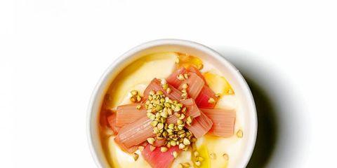 Peach, Amber, Ingredient, Cuisine, Dish, Recipe, Garnish, Artificial flower, Delicacy,