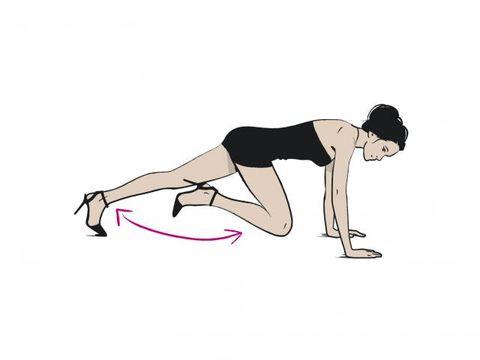 Human leg, Wrist, Elbow, Shoulder, Joint, Waist, Sportswear, Exercise, Knee, Chest,