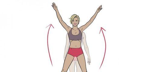 Finger, Shoulder, Joint, Standing, Human leg, Elbow, Waist, Knee, Wrist, Chest,