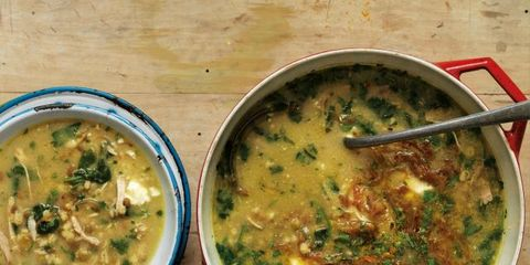 Food, Cuisine, Dish, Recipe, Soup, Ingredient, Spoon, Hot and sour soup, Meal, Leaf vegetable,