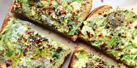 Green, Food, Cuisine, Finger food, Dish, Recipe, Ingredient, Snack, Baked goods, Vegetarian food,