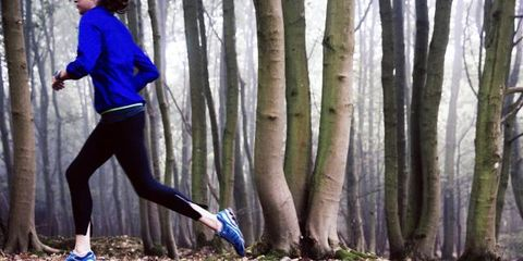 Clothing, Shoe, Human leg, Hat, Sportswear, Active pants, People in nature, sweatpant, Woody plant, Jogging,