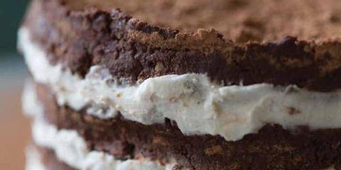Cuisine, Food, Dessert, Baked goods, Cake, Dish, Ingredient, Sweetness, Frozen dessert, Snack,