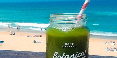 Fluid, Liquid, Green, Drink, Coastal and oceanic landforms, Shore, Summer, Ocean, Aqua, Coast,
