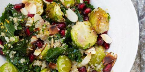 Food, Salad, Vegetable, Leaf vegetable, Produce, Dishware, Root vegetable, Garden salad, Ingredient, Cuisine,